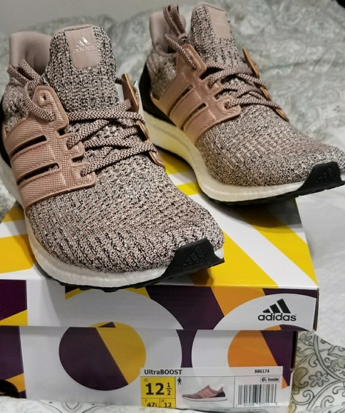 UltraBOOST 4.0 Pink Ash Pearl / BB6174 / Men's Adidas Ultra Boost